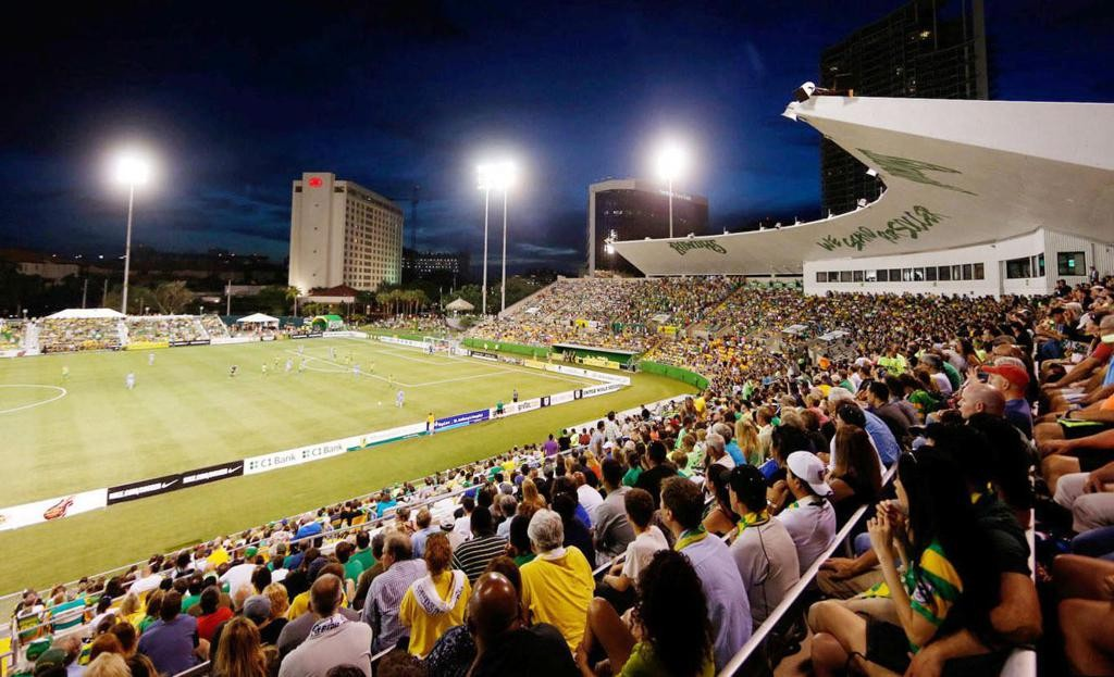 Photo by Brian Blanco/Tampa Bay Rowdies